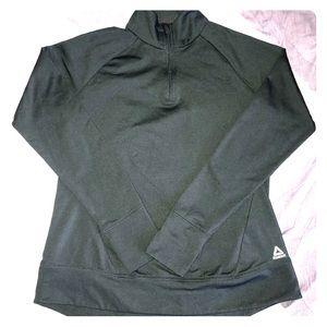 Women's Reebok Zip Up Pullover Jacket Size Large